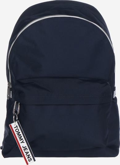 Tommy Jeans Sac à dos ' Logo Tape ' en noir, Vue avec produit