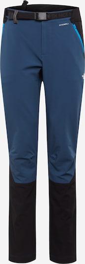 THE NORTH FACE Sportovní kalhoty 'DIABLO' - modrá / černá, Produkt