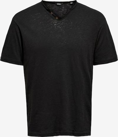 Marškinėliai iš Only & Sons , spalva - juoda, Prekių apžvalga