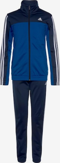 ADIDAS PERFORMANCE Trainingsanzug in blau / marine, Produktansicht