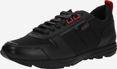 HUGO Sneaker '4Hybrid_Runn_mx2' in schwarz, Produktansicht