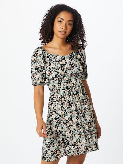 Hailys Kleid 'Mira' in mischfarben / schwarz, Modelansicht