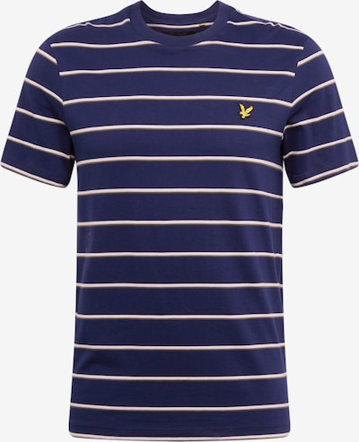 Lyle & Scott Shirt in navy, Produktansicht