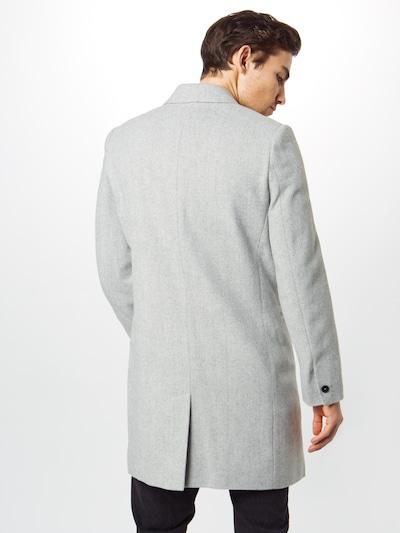 BURTON MENSWEAR LONDON Płaszcz przejściowy w kolorze szarym: Widok od tyłu