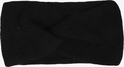 Zwillingsherz Opaska na czoło 'Twist Stirnband Classic' w kolorze czarnym, Podgląd produktu