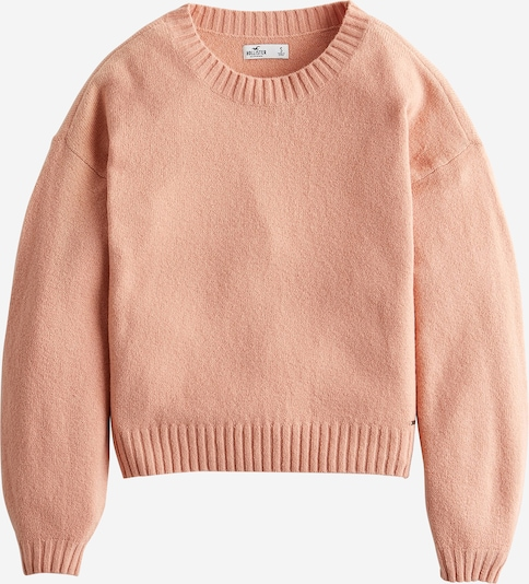 HOLLISTER Pullover  'XM19-EZ FABBA COZY CORE 2CC' in pink, Produktansicht