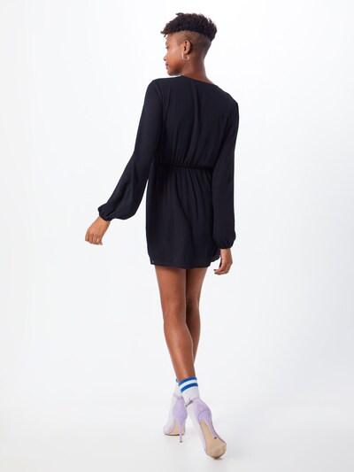 IVYREVEL Sukienka 'BALLOON SLEEVE DRESS' w kolorze czarnym: Widok od tyłu