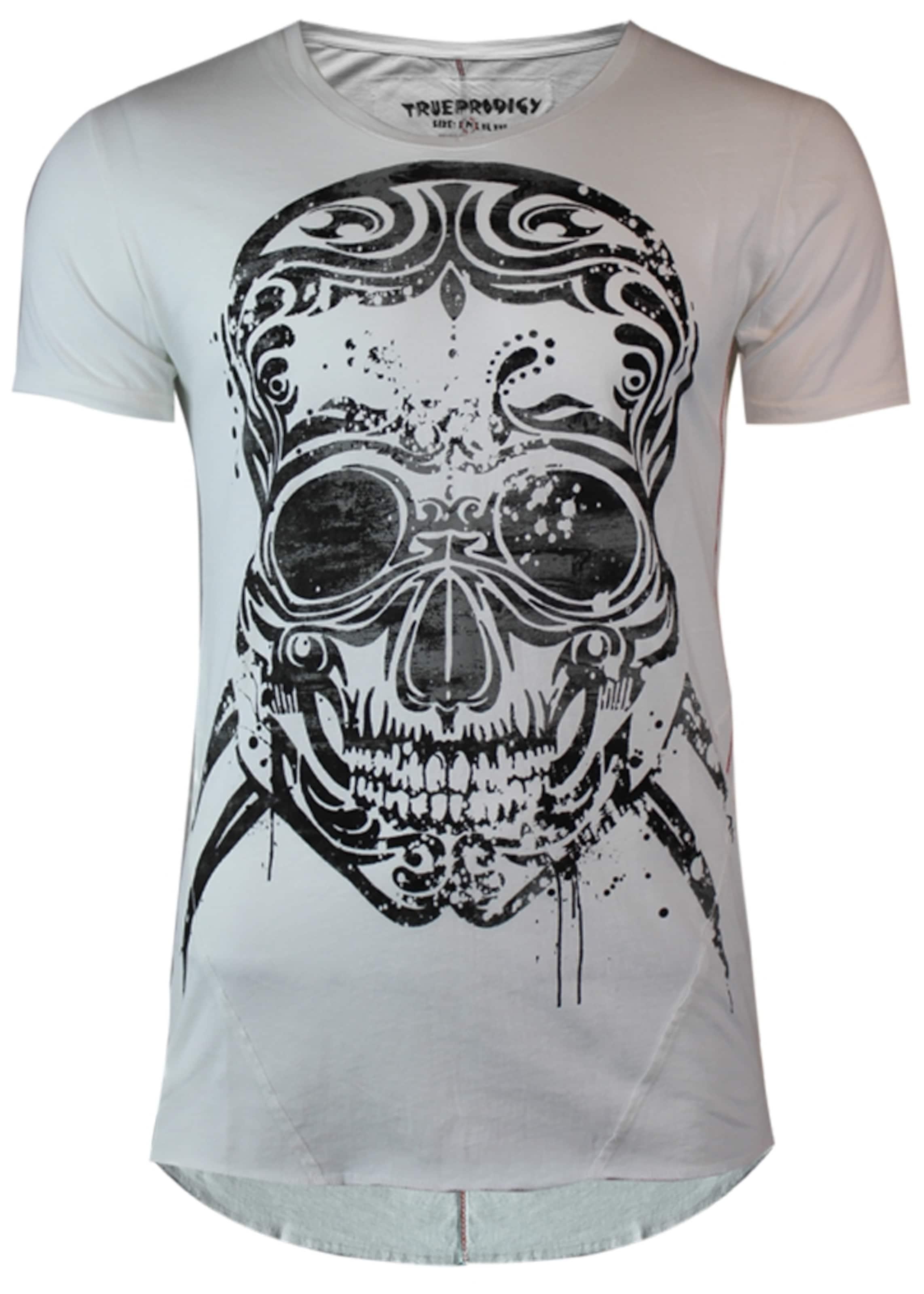 In SchwarzOffwhite Maori' 'black shirt Trueprodigy T 5AR4jL