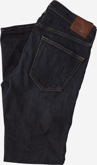 Abercrombie & Fitch Jean ' BTS17-SLIM DARK 1CC ' en bleu foncé: Vue de dos