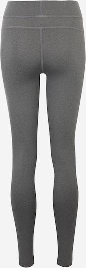 UNDER ARMOUR Hose in graumeliert: Rückansicht