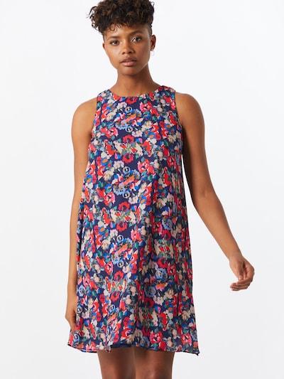 Rochie de vară Trendyol pe mov / culori mixte: Privire frontală