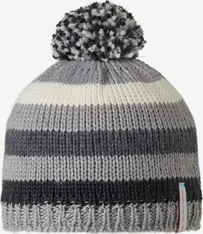 STÖHR Mütze 'KENDO' in grau, Produktansicht