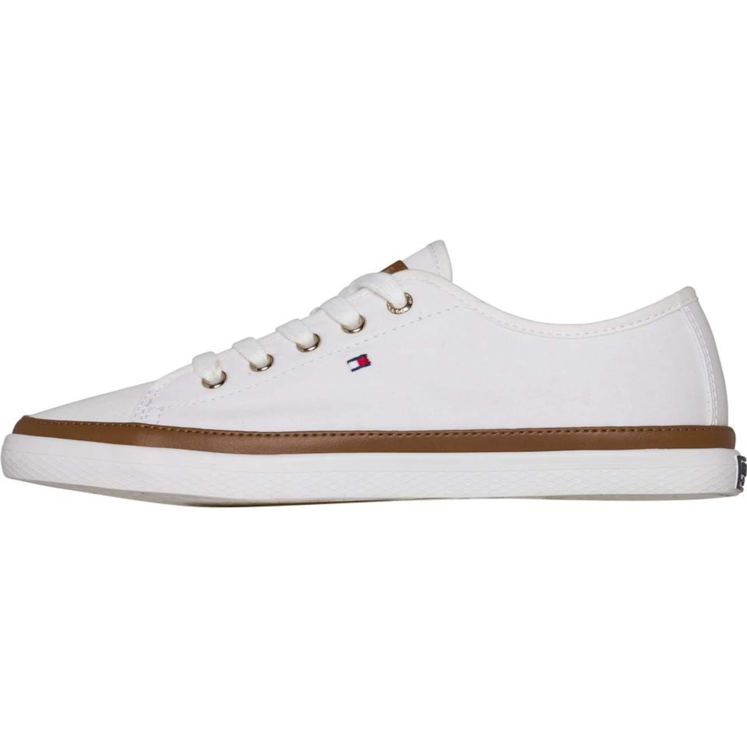 TOMMY HILFIGER HILFIGER TOMMY | Sneaker, WHISPER WHITE 06bf14