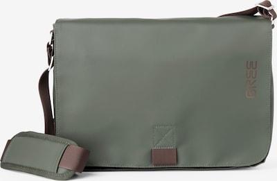 BREE Umhängetasche 'Punch 62' in grün, Produktansicht