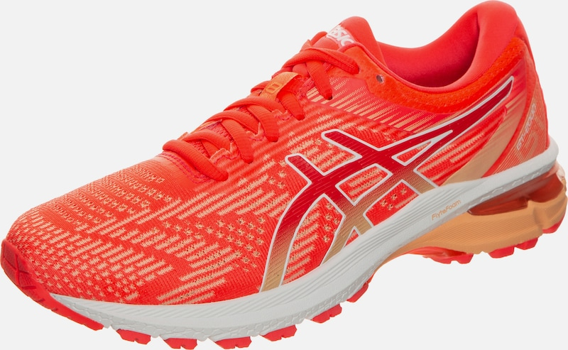 ASICS Sport Schuhe 'GLIDERIDE' in rosé schwarz | ABOUT YOU