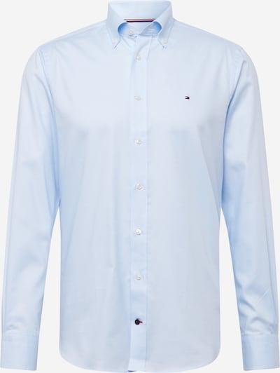 Tommy Hilfiger Tailored Overhemd 'DOBBY' in de kleur Lichtblauw, Productweergave