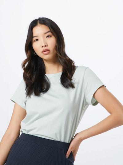 Filippa K T-shirt 'Edna' en vert clair, Vue avec modèle