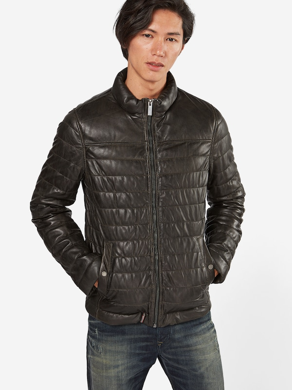 OAKWOOD Lederjacke 'Footloose'