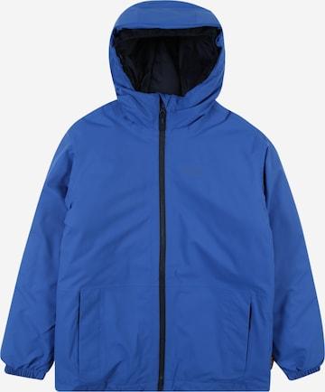 JACK WOLFSKIN Toiminnallinen takki 'ARGON STORM JACKET KIDS' värissä sininen