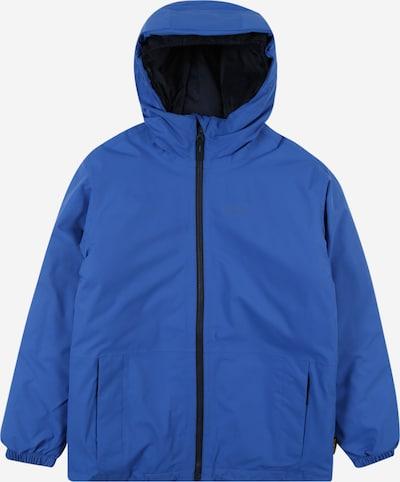 JACK WOLFSKIN Jacke 'ARGON STORM JACKET KIDS' in blau, Produktansicht