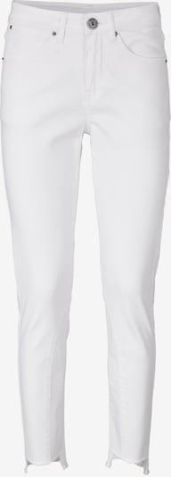 heine 7/8-Jeans mit Fransen in weiß, Produktansicht