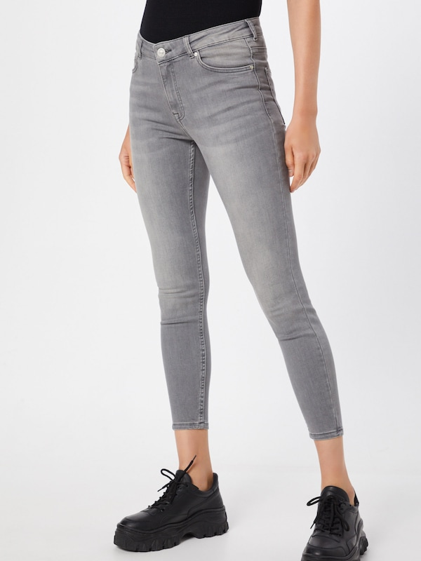 Jean Clair Review Gris En 'skinny Lght jeans' D Grey K13TFclJ