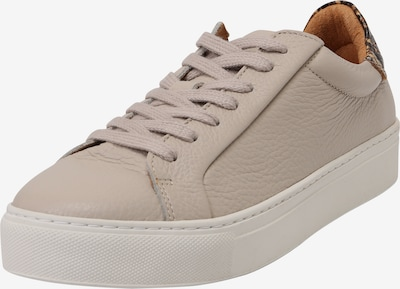 SELECTED FEMME Sneaker 'DONNA NEW CONTRAST TRAINER B' in sand, Produktansicht