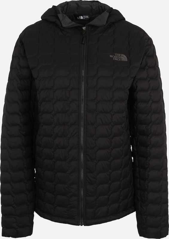 THE NORTH FACE Veste outdoor 'TBALL' en noir, Vue avec produit