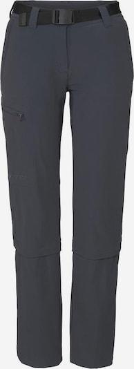 Maier Sports Trekkinghose 'AROLLA' in anthrazit, Produktansicht