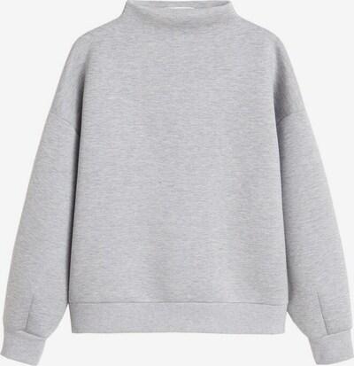 MANGO Sweatshirt 'Chemi-i' in graumeliert, Produktansicht