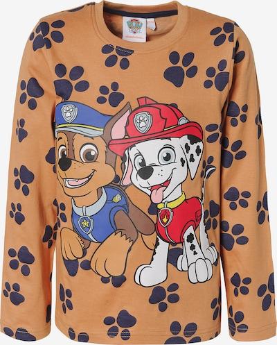 PAW Patrol Shirt in karamell / mischfarben, Produktansicht