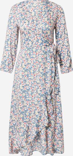 PIECES Kleid 'Muuna' in hellblau / mischfarben, Produktansicht