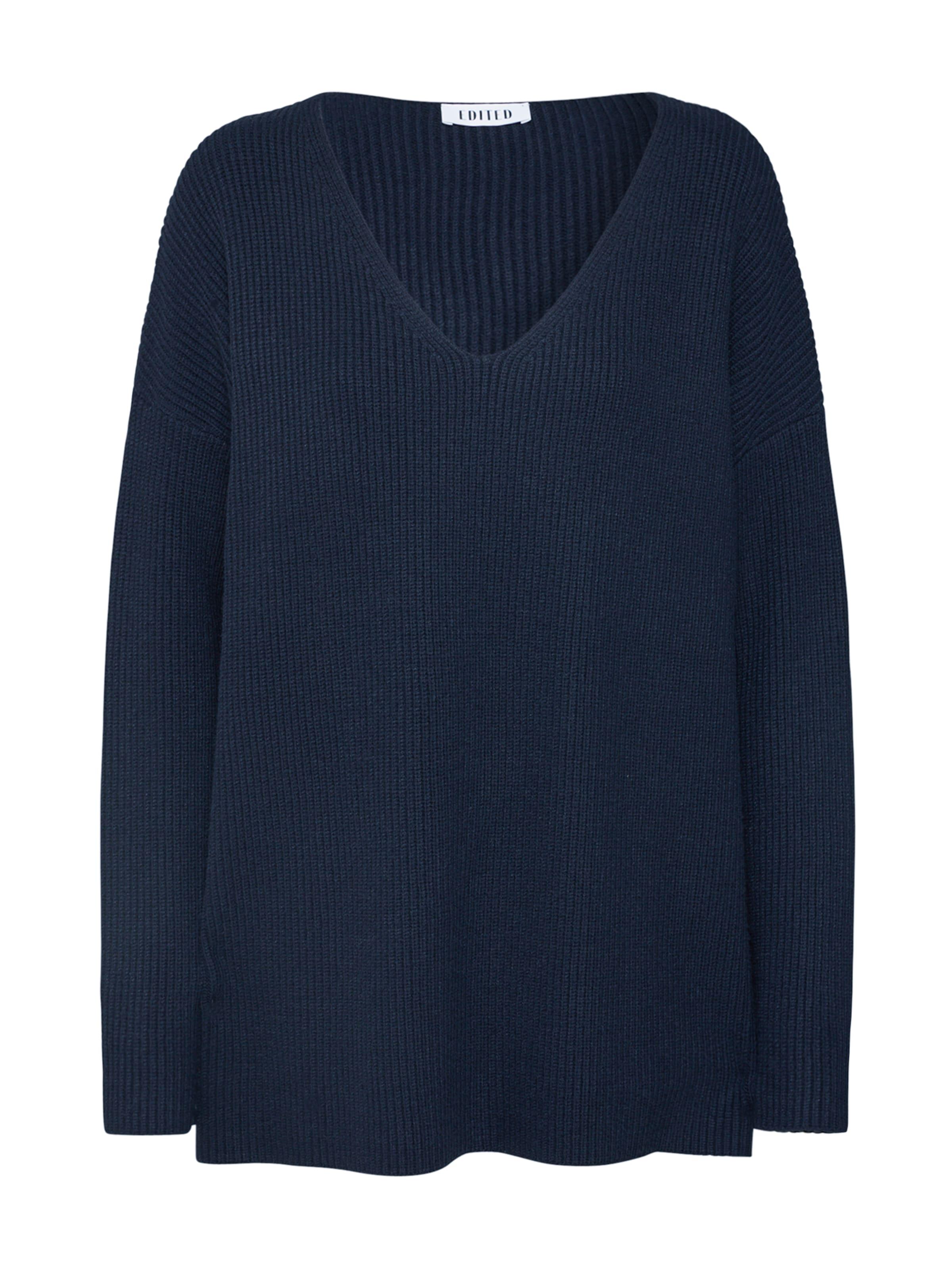 In Nachtblau Pullover Edited 'akira' BlauNavy PXkZiuOT