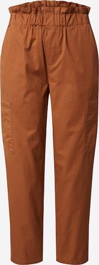 Klostuotos kelnės iš JACQUELINE de YONG , spalva - ruda, Prekių apžvalga
