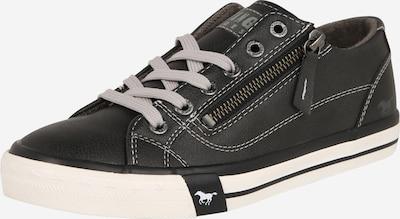 Sneaker low MUSTANG pe gri grafit, Vizualizare produs