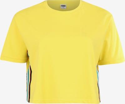 Urban Classics Curvy Särk kollane / segavärvid, Tootevaade