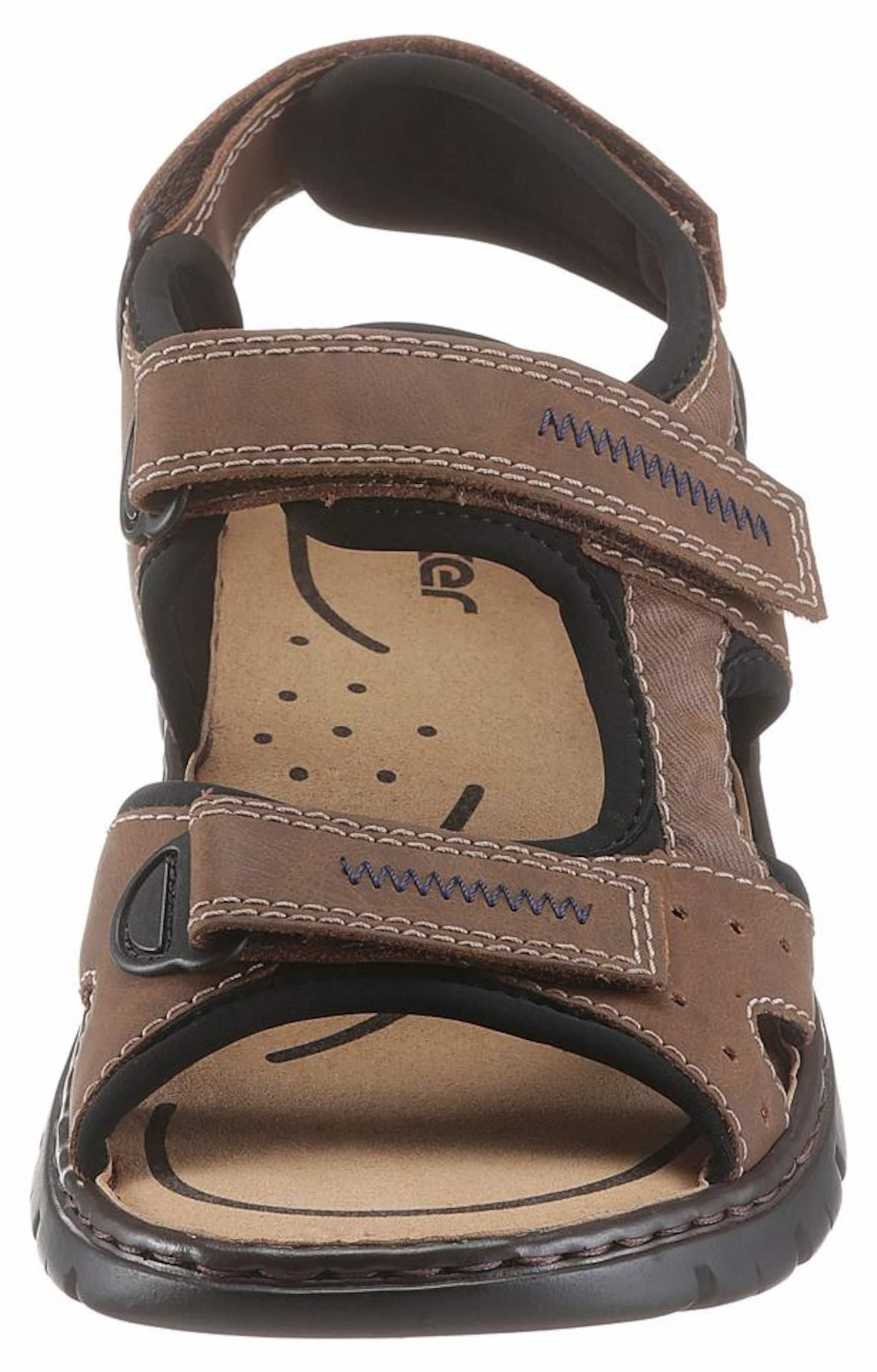 Sandalen In Sandalen In Rieker Rieker BraunSchwarz Rieker Sandalen In BraunSchwarz Rieker BraunSchwarz 2YWEDHI9