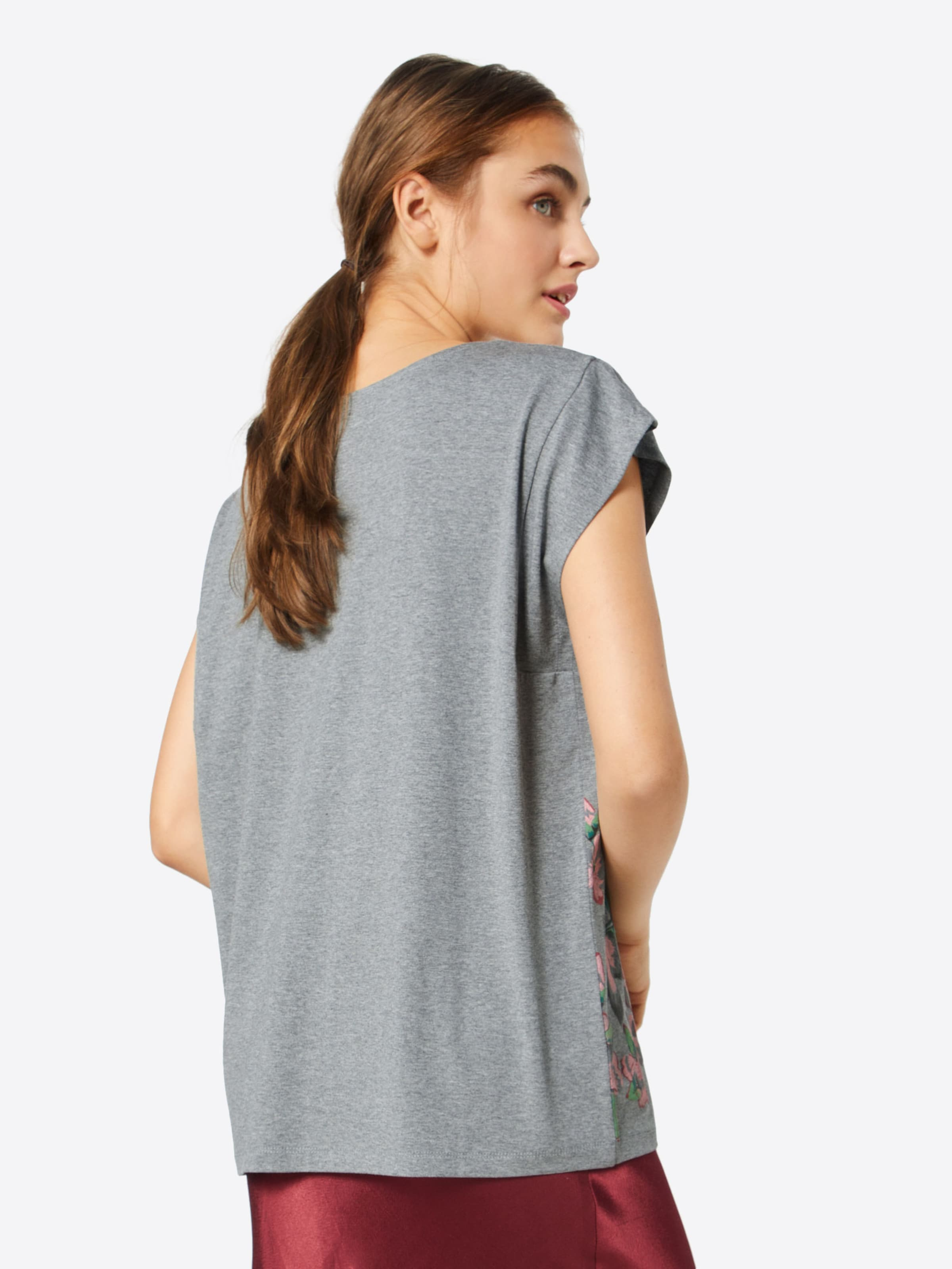 You In About Shirt Graumeliert 'sabrina' uT1JclK3F