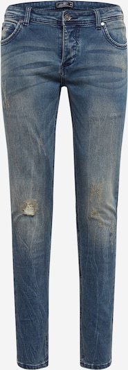 Hailys Men Jeans 'Jake' in blue denim, Produktansicht