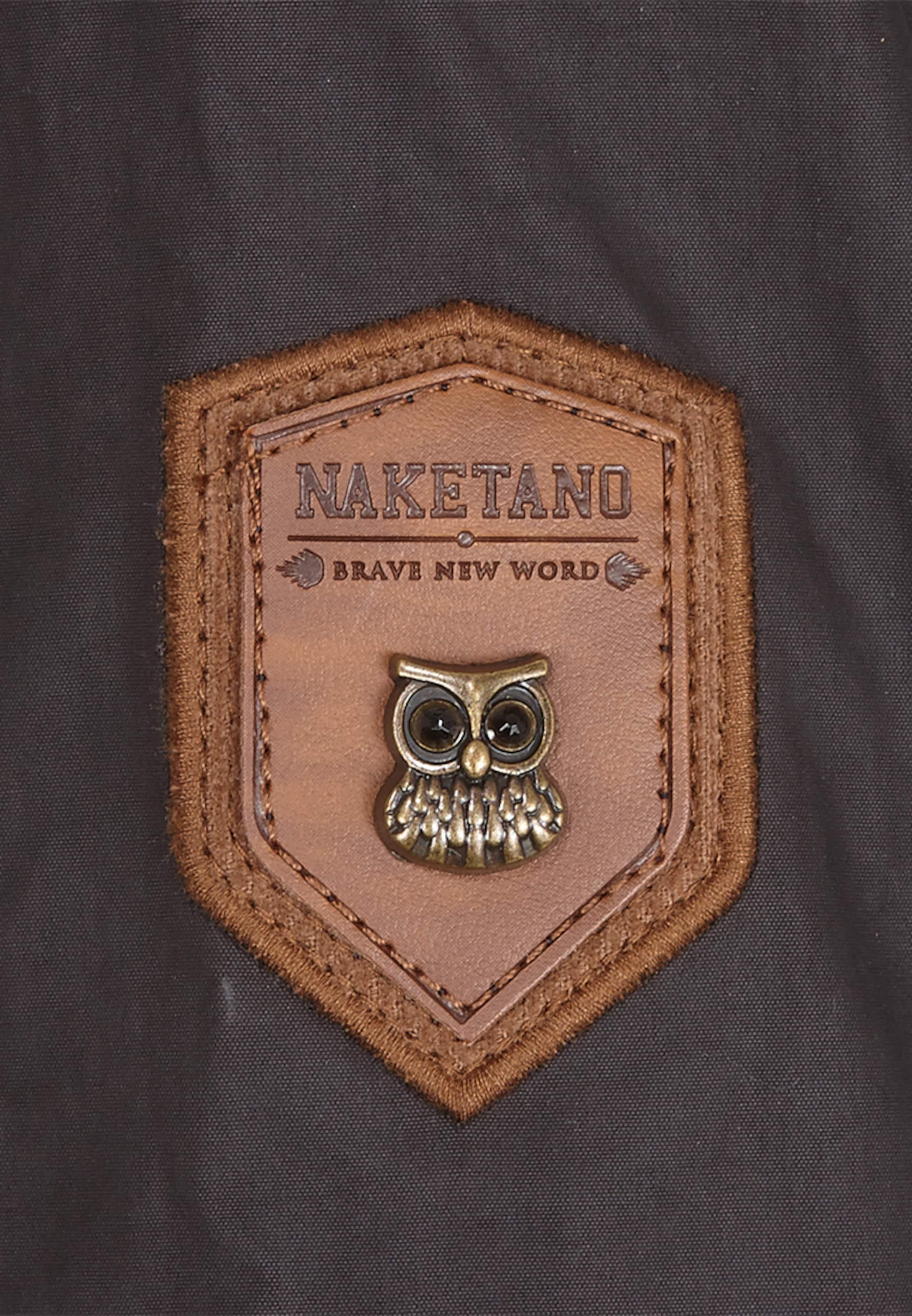 Jacke In Gefährlich' Schoko Naketano 'freiamp; yvn8OmN0w