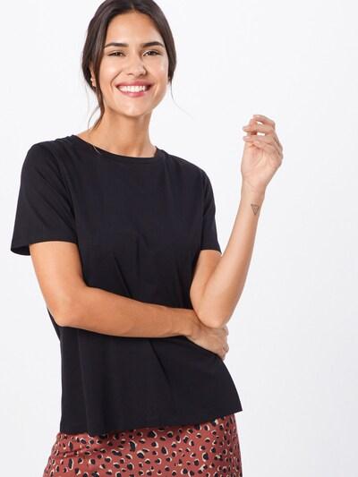 DRYKORN T-shirt 'ANISIA' en noir: Vue de face