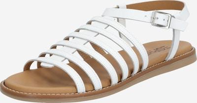 ESPRIT Sandale 'Leky' in weiß, Produktansicht