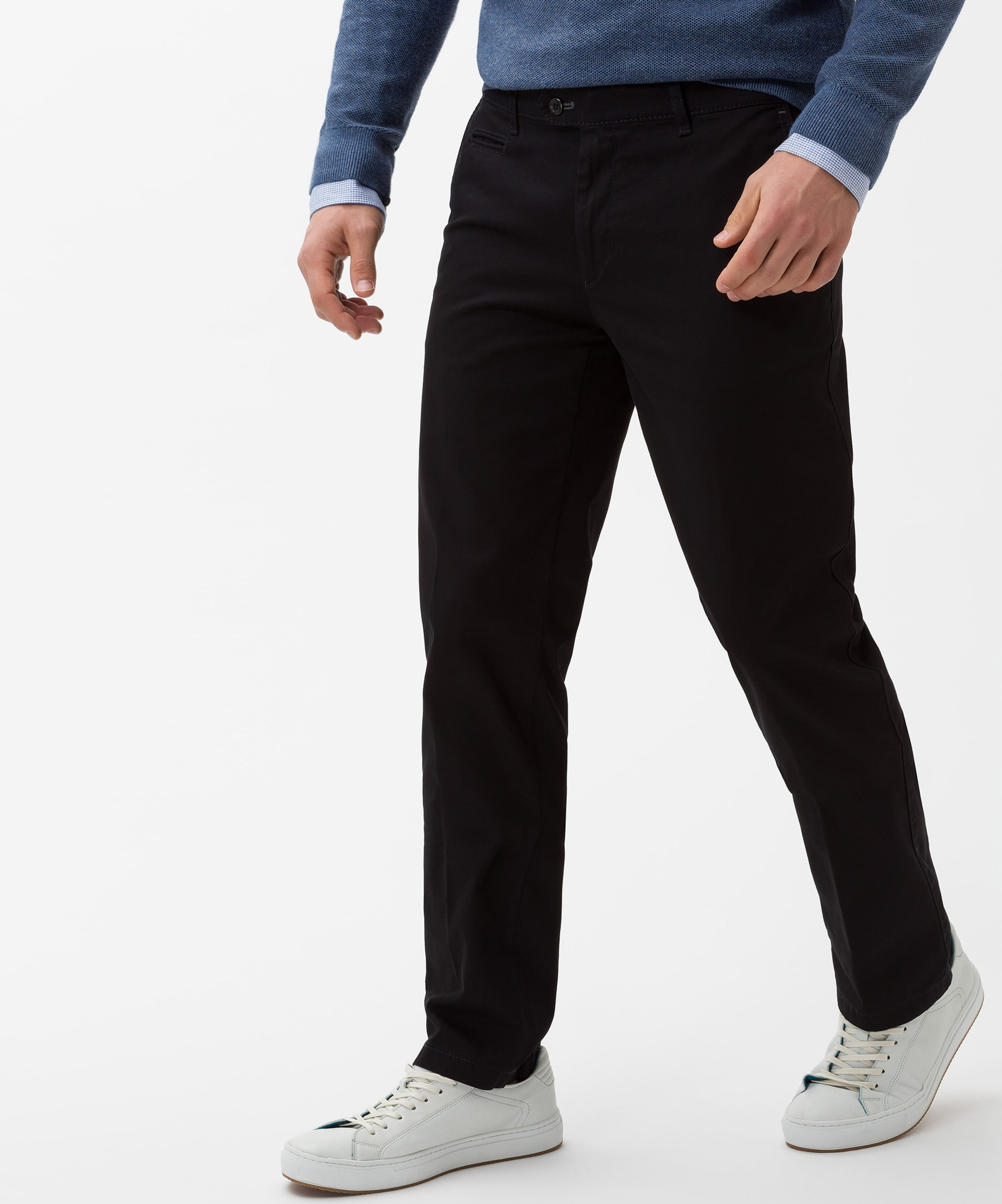 En Noir Pantalon 'everest' Brax Chino QthCrsd