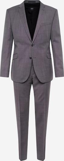 STRELLSON Costume 'Allen-Mercer' en gris foncé, Vue avec produit