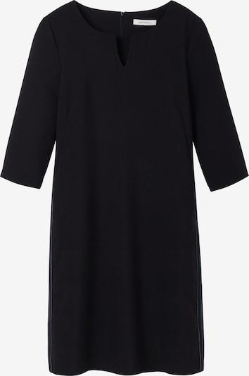 Sandwich Kleid in schwarz, Produktansicht