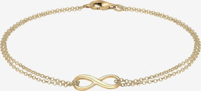 ELLI Armband 'Infinity' in gold, Produktansicht