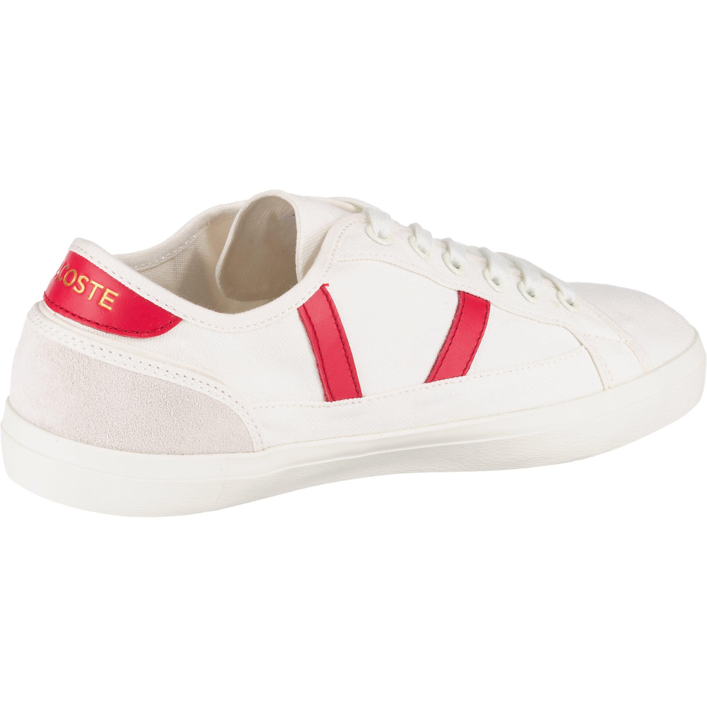 Sneakers Lacoste Sneakers In 'sideline' In Weiß Weiß Sneakers Lacoste Lacoste 'sideline' dBerxQCWo