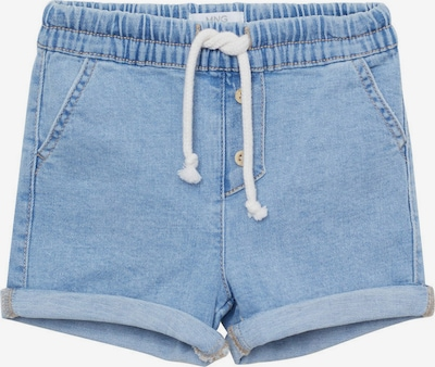 MANGO KIDS Bermudas 'Joku' in blue denim, Produktansicht