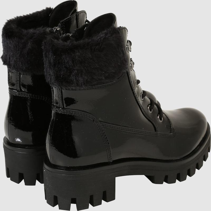 Haltbare Mode billige Schuhe TAMARIS | | TAMARIS Schnürstiefelette mit Blockabsatz Schuhe Gut getragene Schuhe 12742c