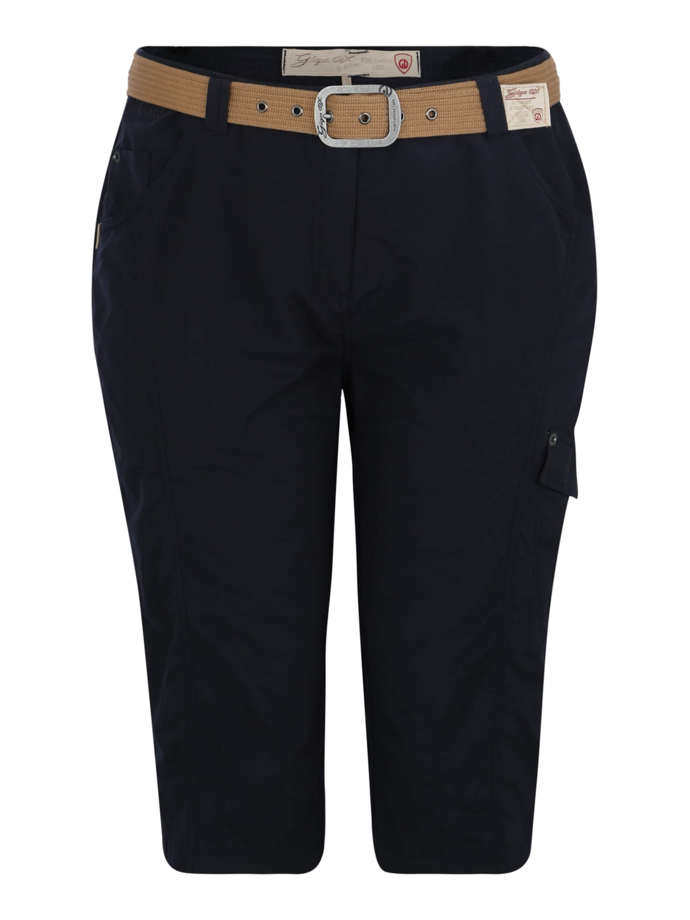 aDx g G i Pantalon 'nelika' En Marine Bleu ED29HWYI